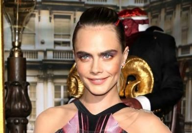 Cara Delevingne Arrives in Style for 'Carnival Row' Premiere in Hollywood!