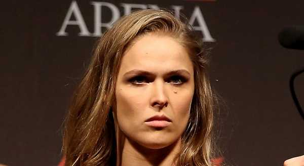 Ronda Rousey Severs Finger & Shares Photo of the Graphic Wound