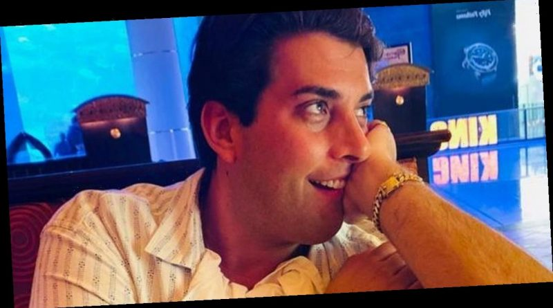 Obese Arg eats cheesecake with Gemma Collins in Dubai as romance is back on