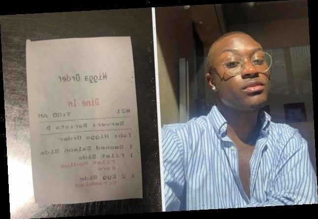 A Restaurant Employee Who Used The N-Word On A Food Order For A Black Server Has Been Fired