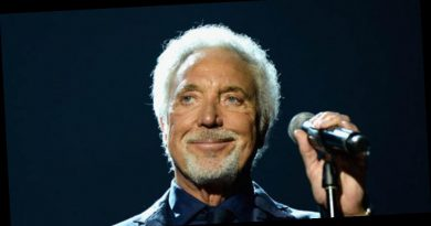 Sir Tom Jones was head-butted through chip shop window after 'backstreet rumble'
