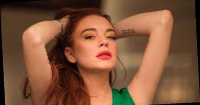 Lindsay Lohan Teases New Music: 'I'm Back!'