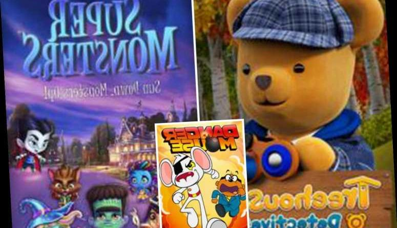 The 35 best kids' shows on Netflix to watch right now ...