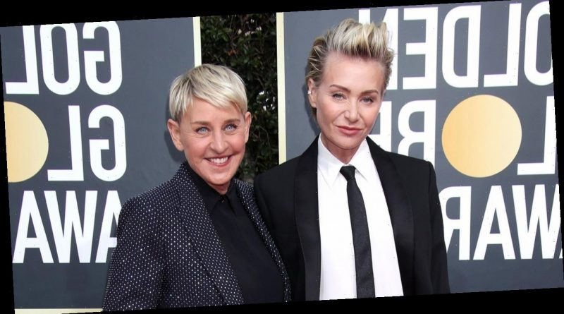 Portia de Rossi Gives an Update on Ellen DeGeneres' State of Mind