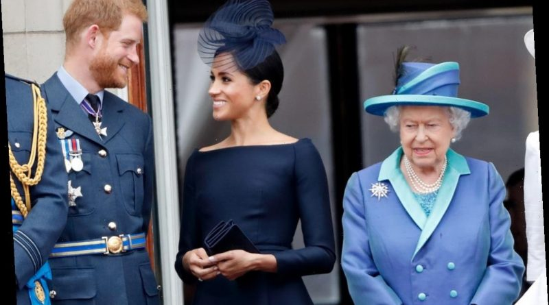 How Queen Elizabeth 'Beat Prince Harry and Meghan Markle in a War of Words' During Exit Drama, Expert Explains