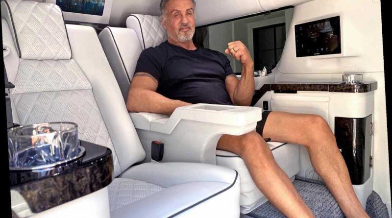 Sylvester Stallone selling custom 2019 Cadillac Escalade for $350K