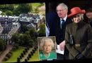 The Queen's cousin is moving a few yards costing taxpayer £1MILLION