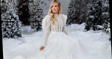 Carrie Underwood Announces Christmas Special for HBO Max
