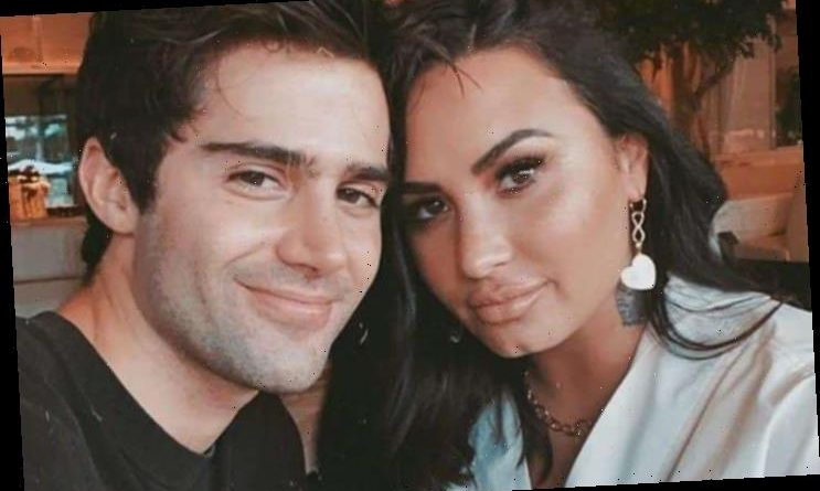 Max Ehrich Says He Was Dumped by Demi Lovato and Only Found It Out 'Through a Tabloid'