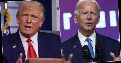 Celebs React to the Final Debate Between Donald Trump and Joe Biden