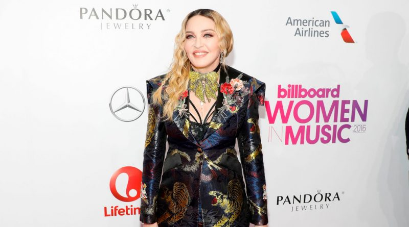 See a Rare Video of Madonna & All 6 of Her Kids on Thanksgiving