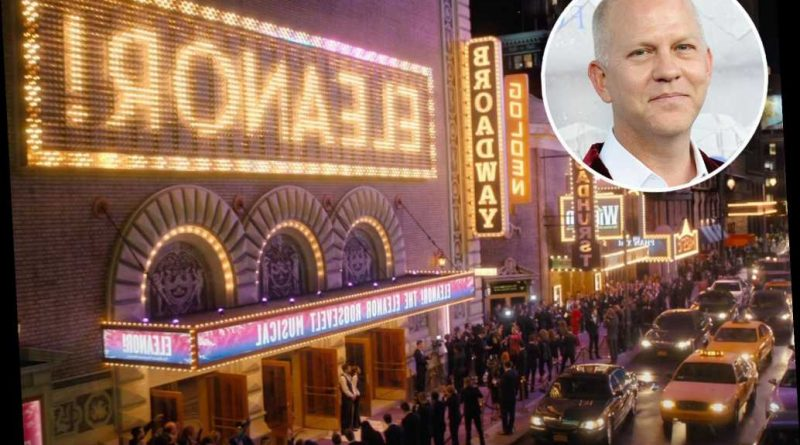 Ryan Murphy spent six months building Broadway set for 'The Prom'