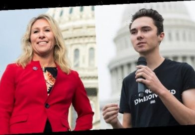 Parkland School Activist David Hogg Called A 'Coward' By Rep. Marjorie Taylor Greene – Watch Video