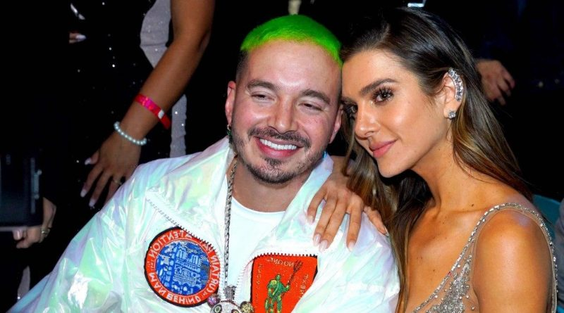 J Balvin Expecting First Baby With Valentina Ferrer