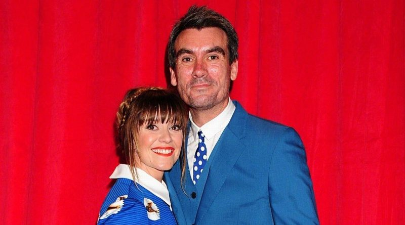 Inside Emmerdale real-life couple Jeff Hordley and Zoe Henry's country pile