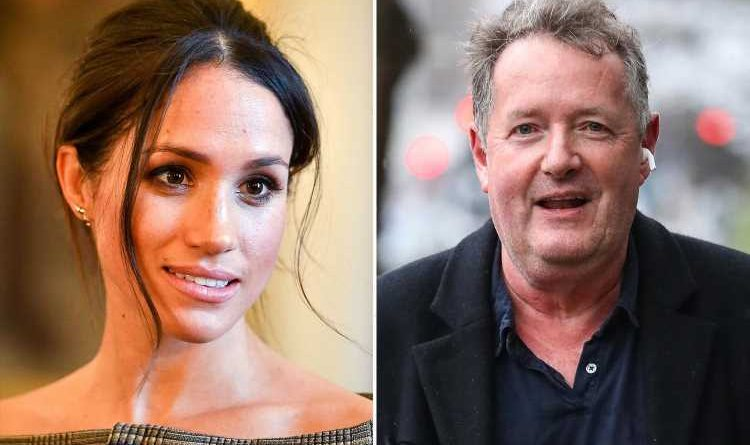 Piers Morgan reignites war with Meghan Markle as he says he 'believes in mental health, but not her'