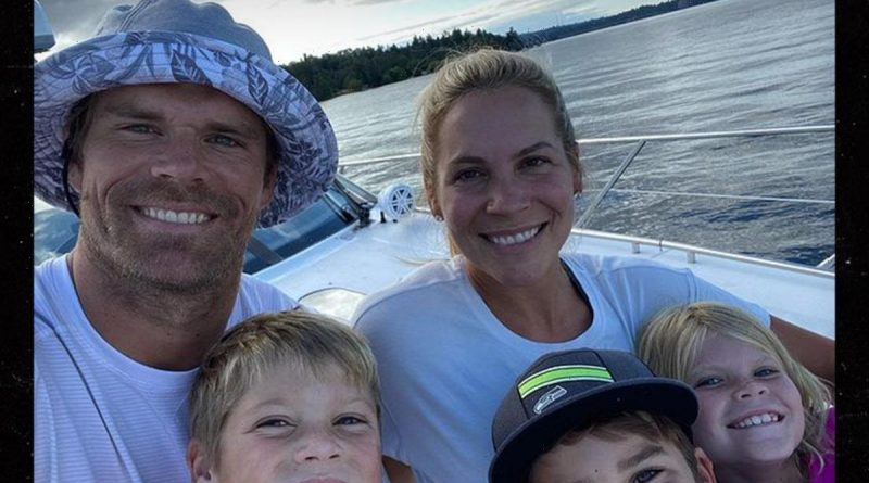 NFL's Greg Olsen Reveals 8-Year-Old Son Hospitalized with Serious Heart Issue