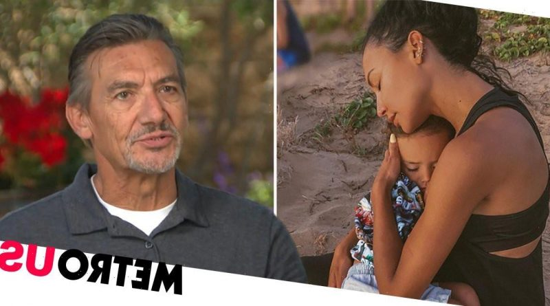 Naya Rivera's dad praises her son Josey as 'really strong kid'