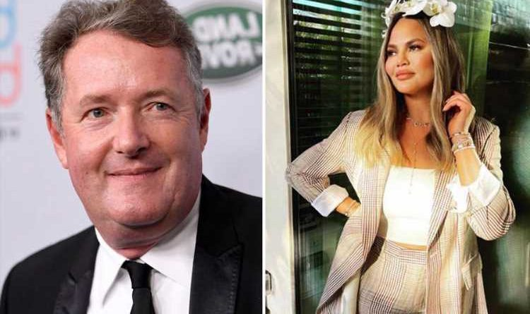 Piers Morgan savages Chrissy Teigen in rant over 'woke Pinnochios' amid reports she will do Oprah Winfrey interview