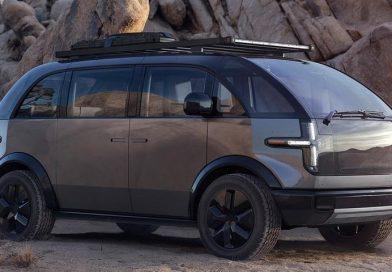 "Canoo Introduces Its Versatile Lifestyle Vehicle Dubbed a ""Loft on Wheels"""