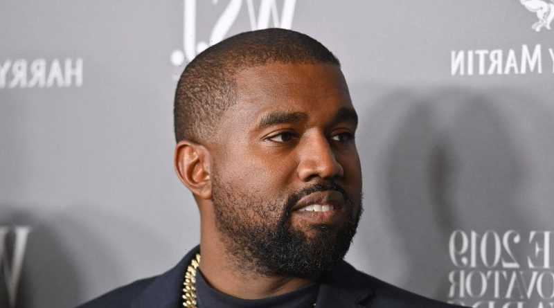 Kanye West breaks silence to share son Saints X-ray pictures of broken arm