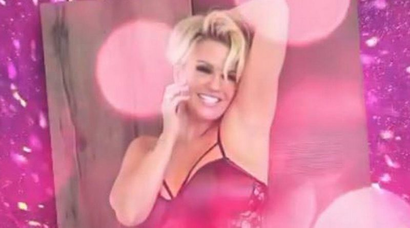 Kerry Katona gives sneak-peek into OnlyFans as she poses for lingerie snaps