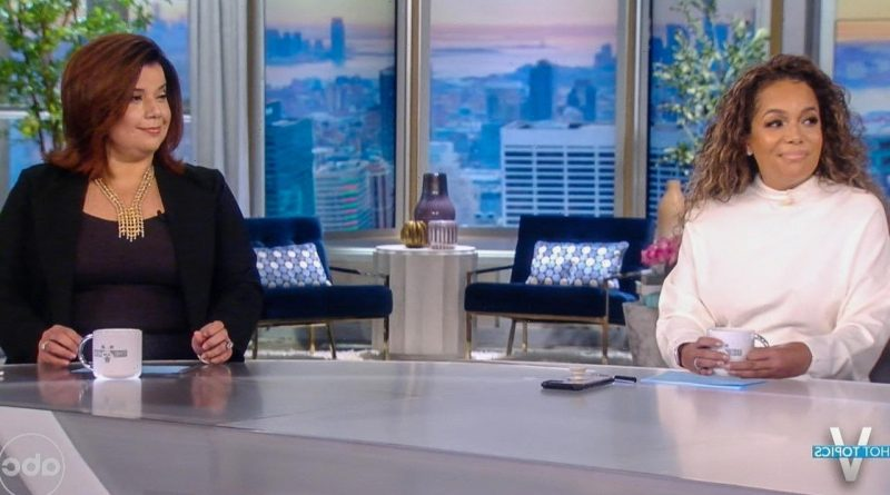 The View Producer Apologizes to Hosts Ana Navarro and Sunny Hostin for False Positive Covid Tests