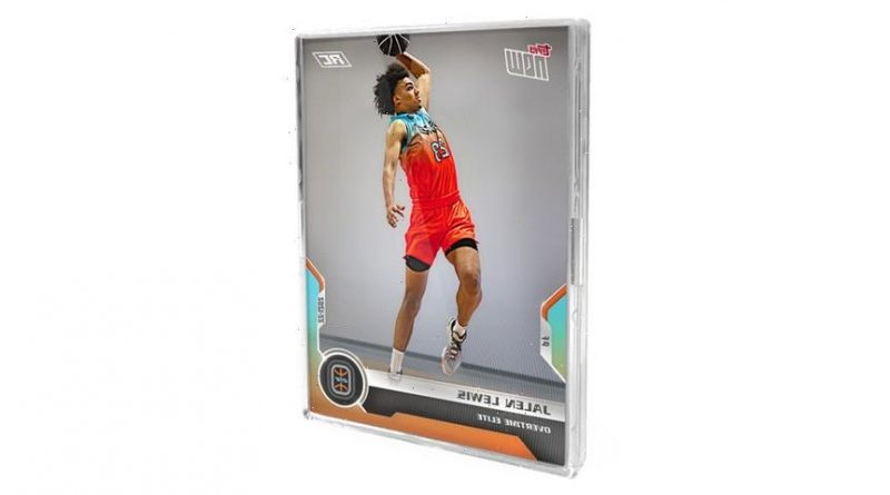 Topps Marks Its Return to Basketball Cards With Exclusive Overtime Elite Partnership